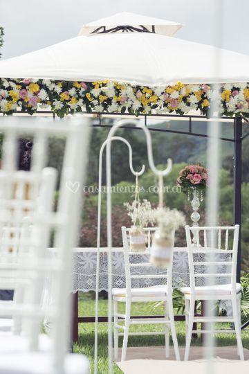 Ambientación de civil y boda