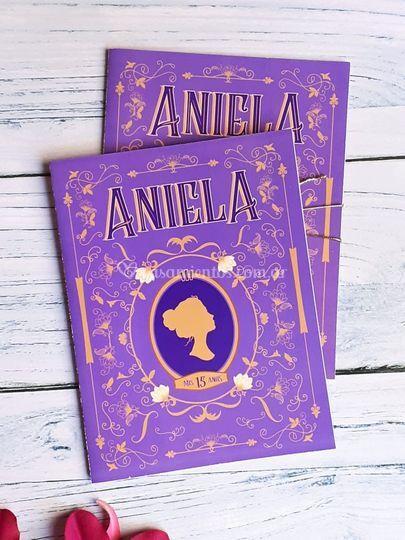 Invitación Aniela