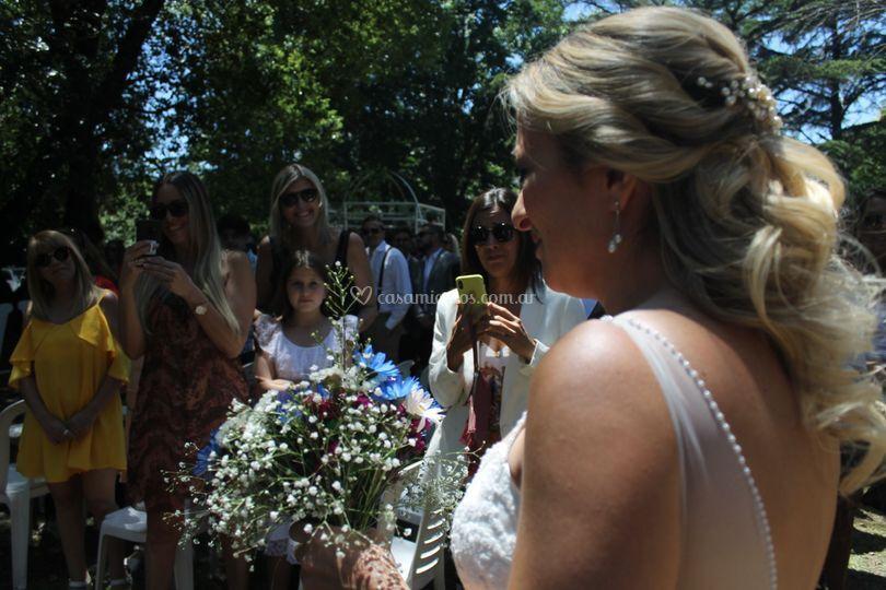 La boda de Andrea y Gerardo