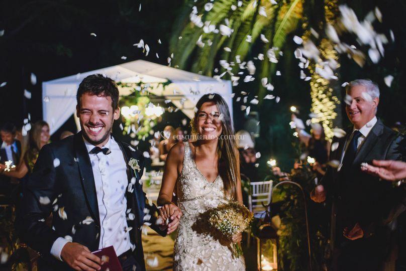 Casamiento en Avril