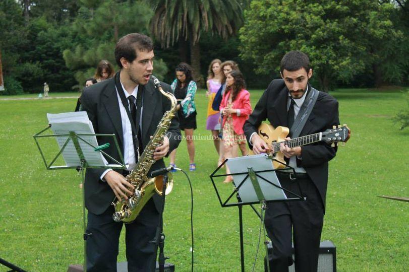 Jazz y bossa
