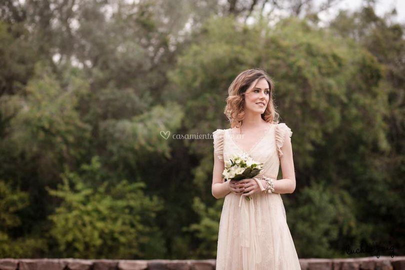 Vestidos de novia ines dorado