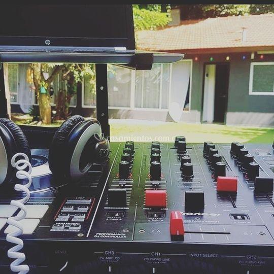 Mixer profesional