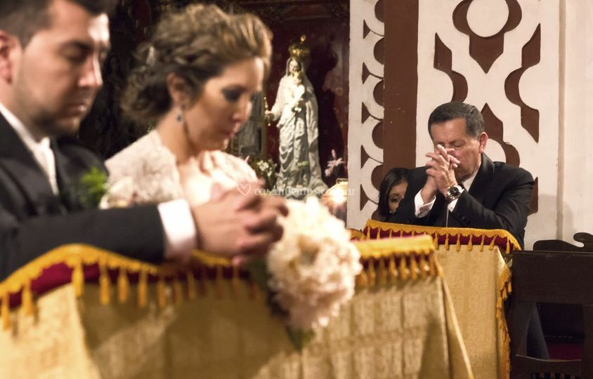 Boda Paulina e Ivan. Quito