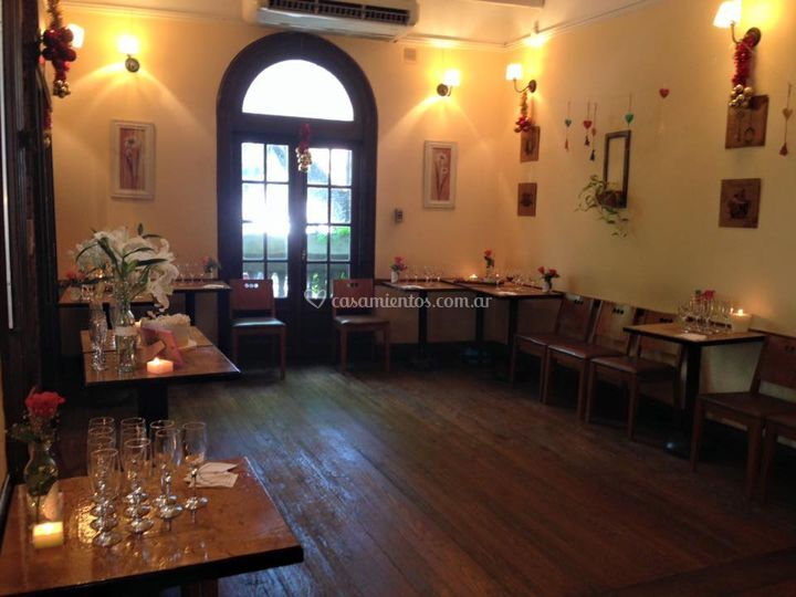 Restaurante de el rest del vivero fotos for Viveros en capital federal