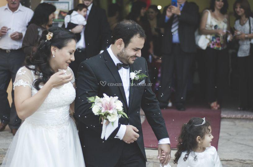 Laura y Emiliano
