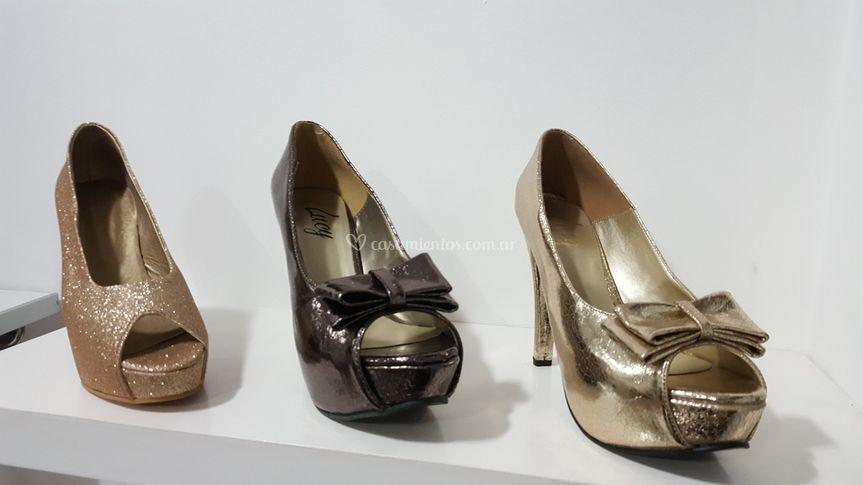 Zapatos para ellas a medida