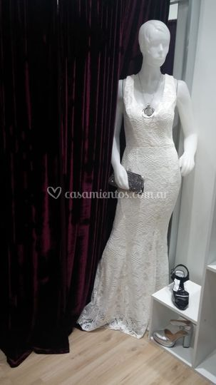 Vestidos simples de novia