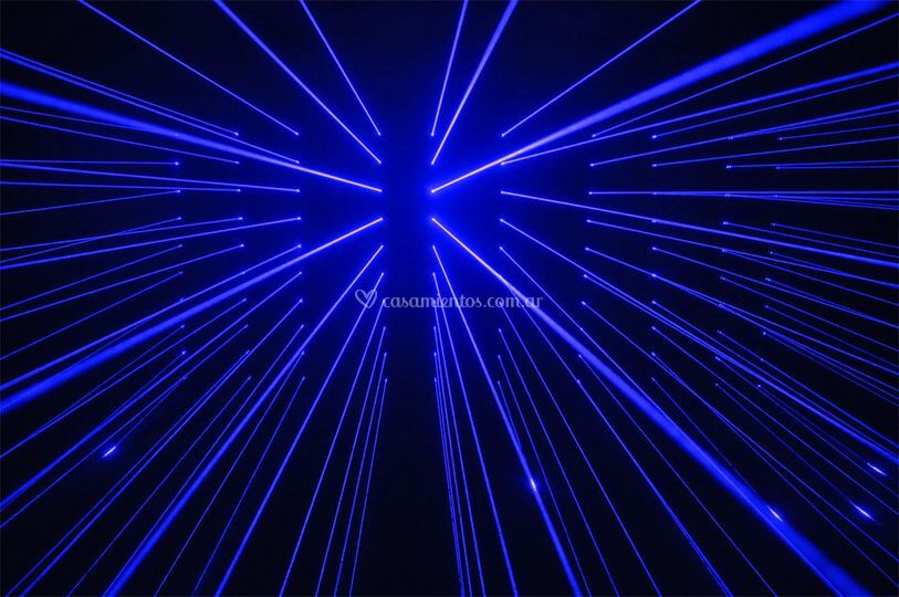 Laser de vanguardia