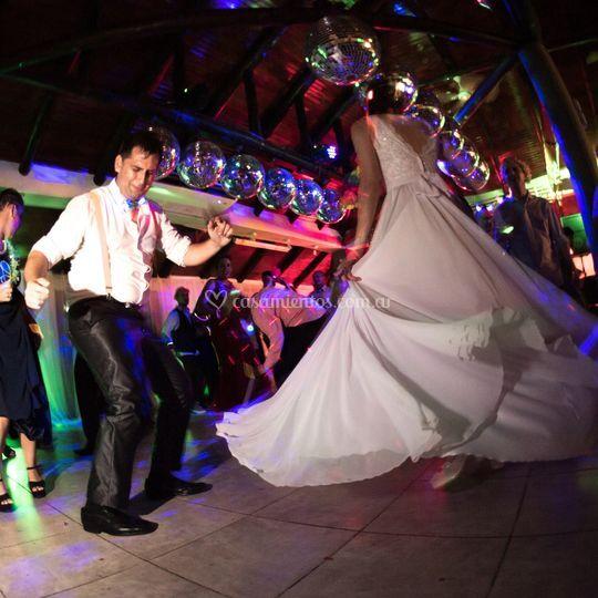 Casamiento Uli y Jime