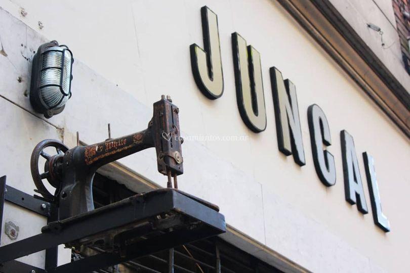 Bienvenidos a Casa Juncal