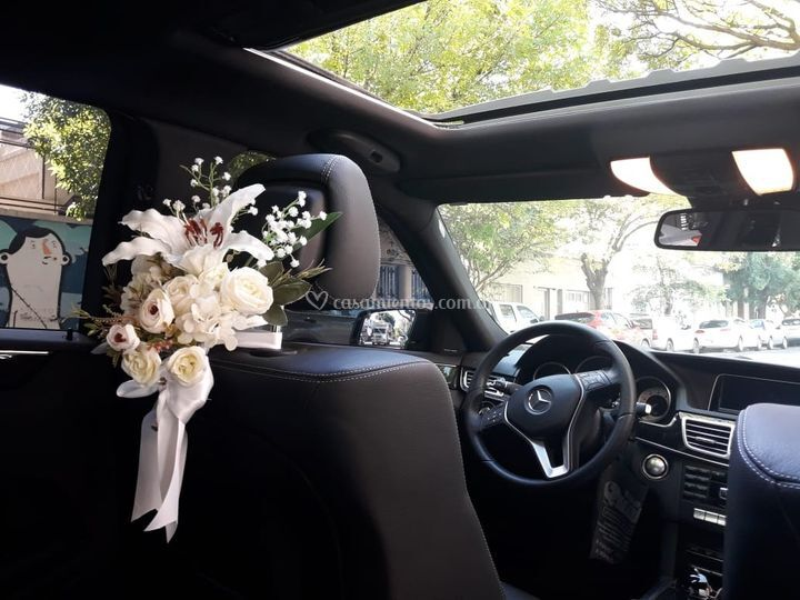 Mercedes Benz Class E Negro