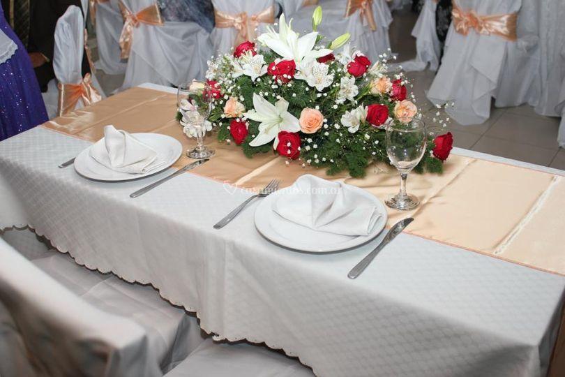 Decoración para casamientos