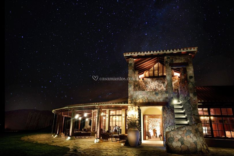 Club House de noche