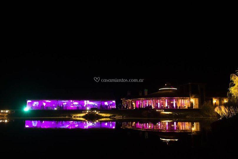 Club House noche