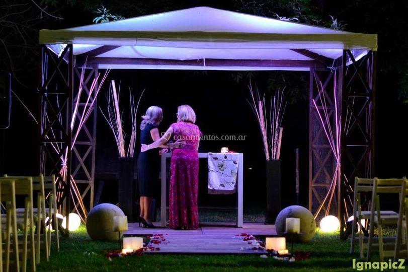 Ceremonia especial