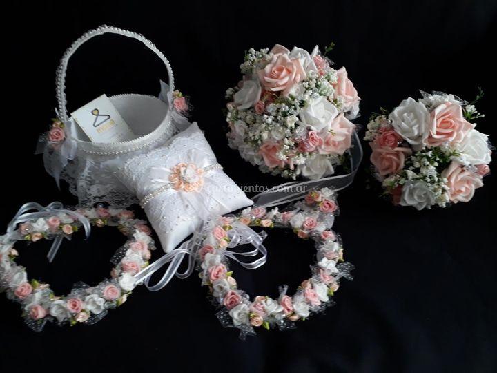 Conjunto novia