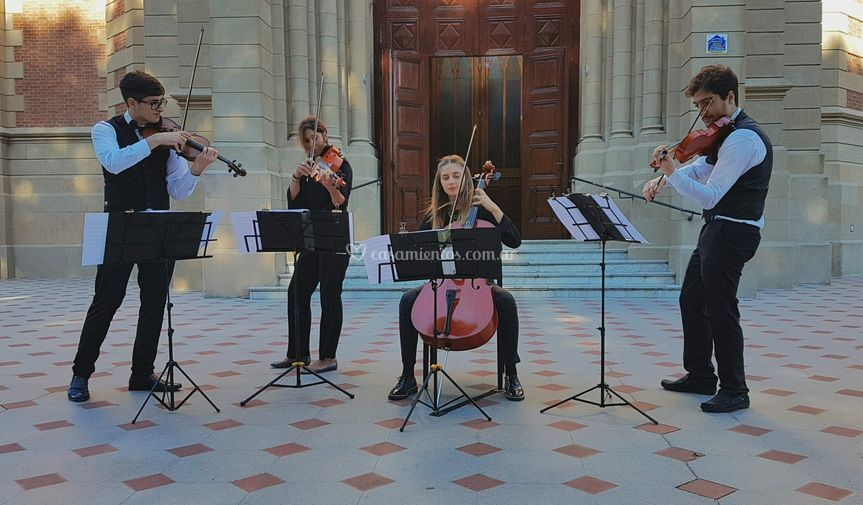 Khorde Cuarteto de Cuerdas