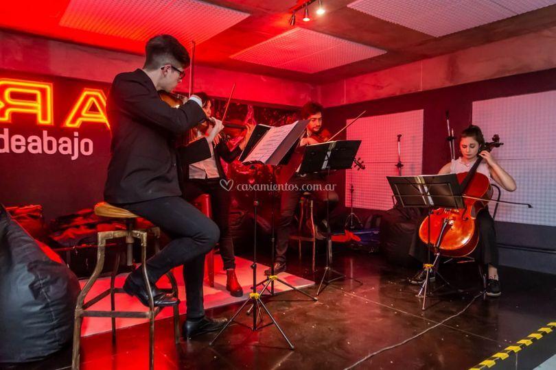 Khorde, música para eventos