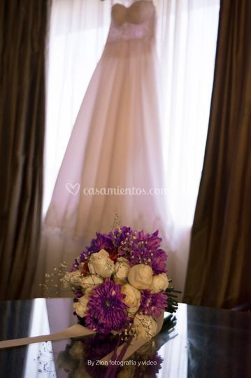 Previa boda Hotel Hilton