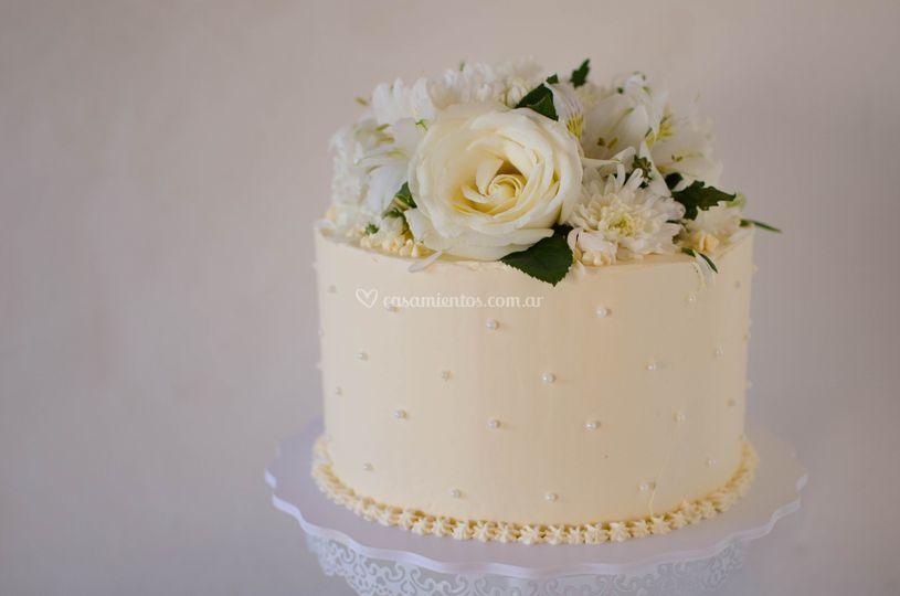 Torta bodas a medida