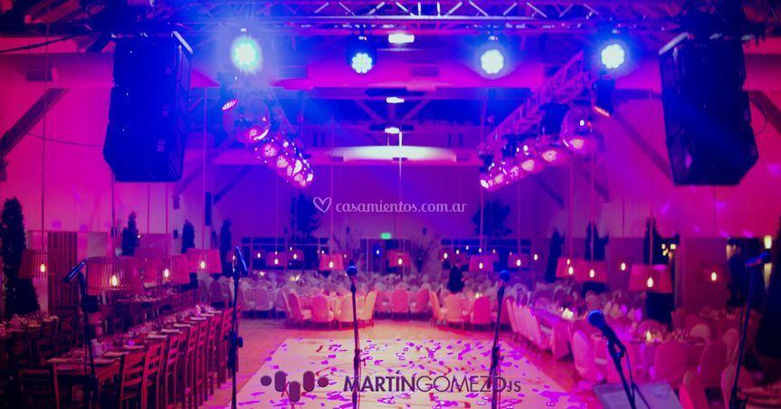 Casamiento - Martín Gómez Djs