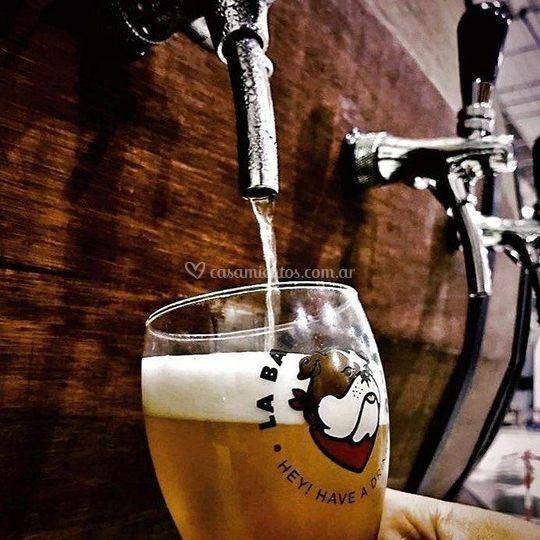 Cerveza tirada