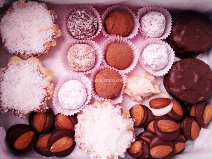 Variedad de delicias