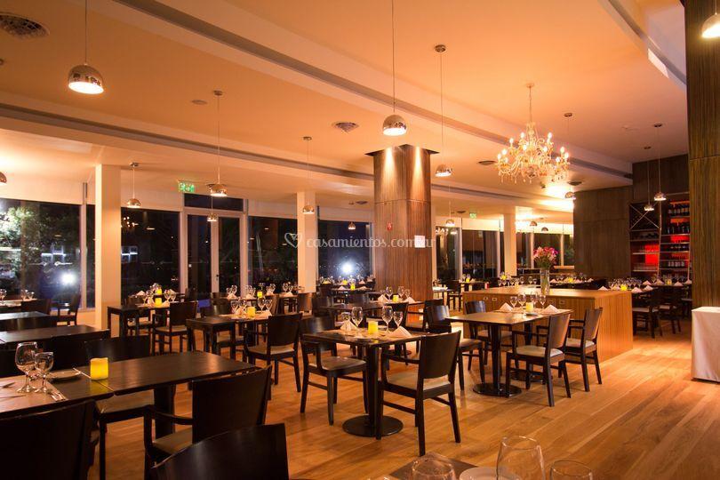 Restaurant Las Barrancas