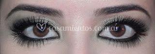 Smoking ideal ojos grandes