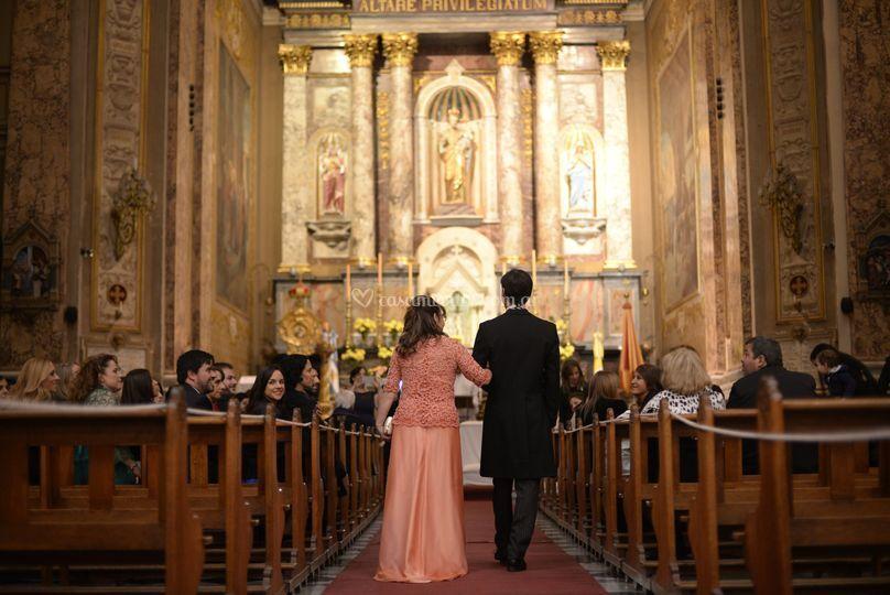 Fotografía de casamiento