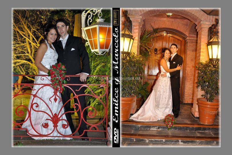 Casamientos cobertura