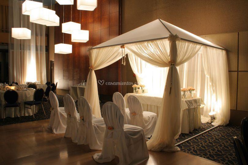 Casamiento - Salón Perseo