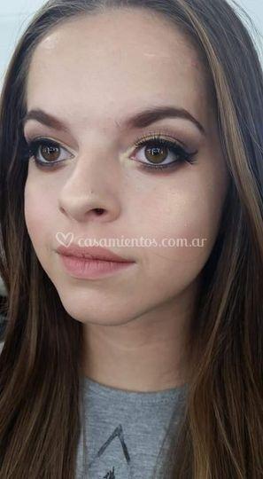 Maquillaje de 15