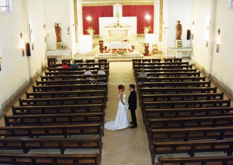 Exclusiva Iglesia para bodas