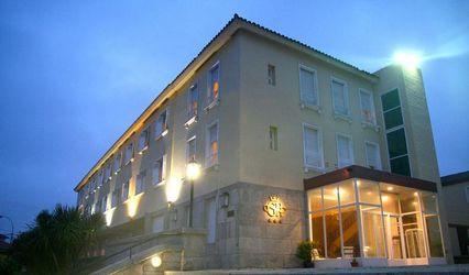 Grand Hotel Santa Teresita 1