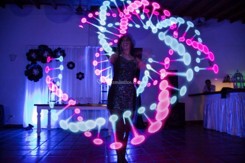 Show Luminoso