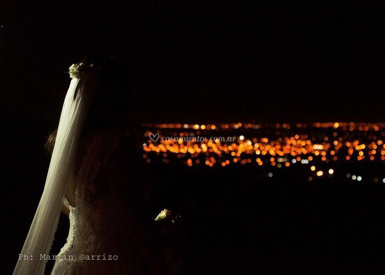 La belleza de la noche
