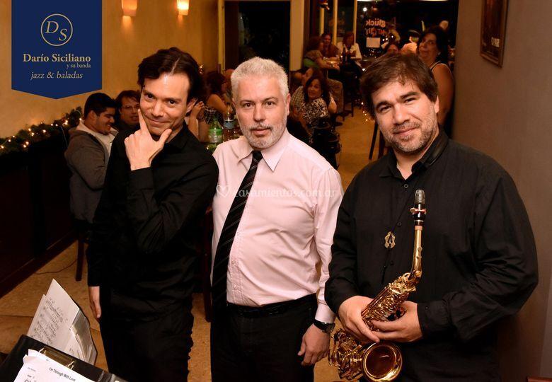 Darío siciliano jazz & baladas