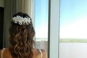 Romina Facciuto Makeup y Peinados