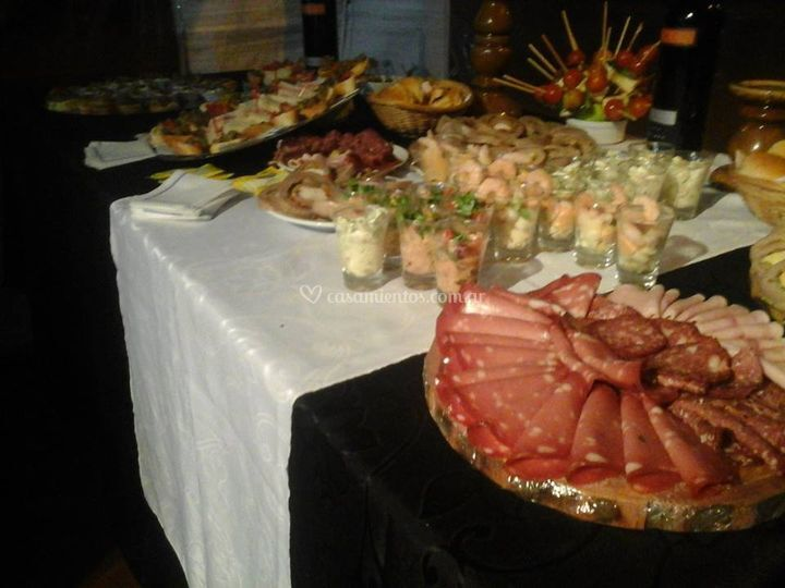 Roque Dimare Catering