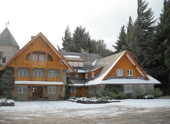 Hotel Tunquelén Villa Llao Llao