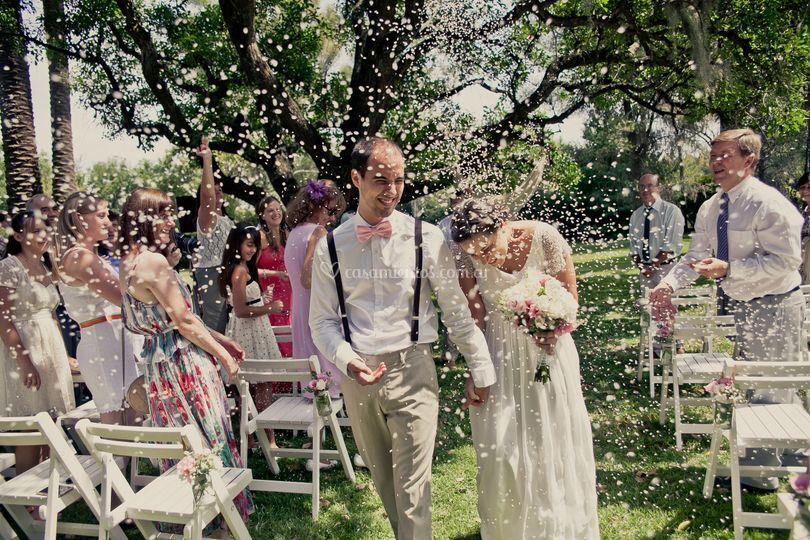 Civil boda