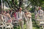 Civil boda de Un Aplauso para el Asador!