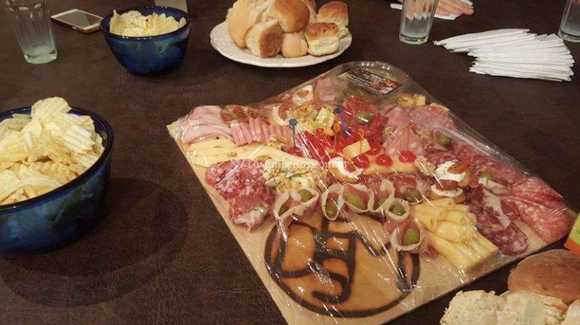 Hacemos banquetes