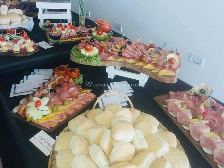 Catering / Mesa Salada