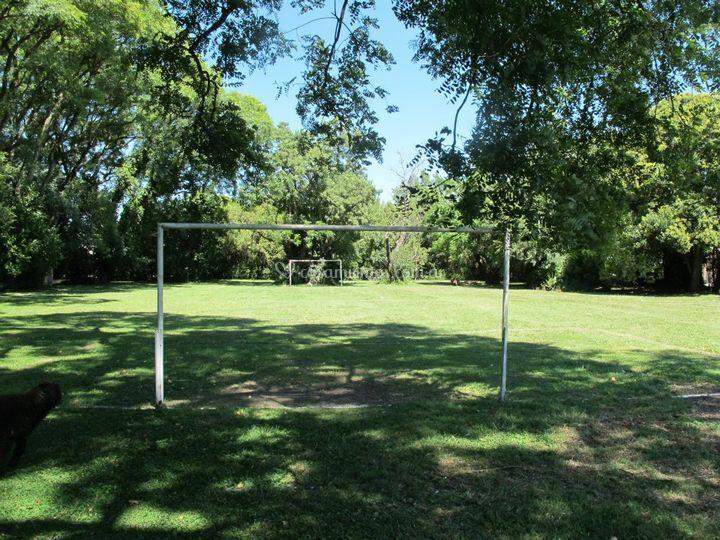 Cancha fútbol/parque