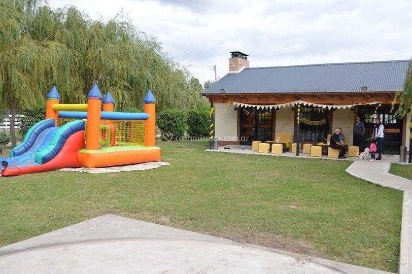 Sitio para fiestas