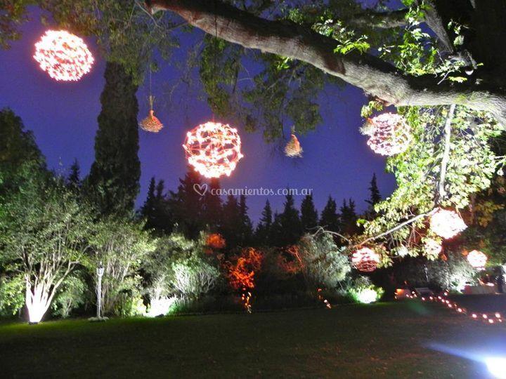 Noche de luces