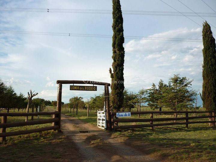Estancia Loma del Rodeo